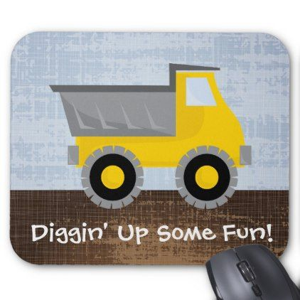 diggin up some fun mouse pad