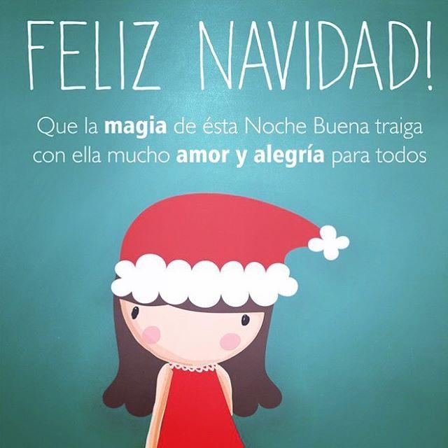 Les deseo una feliz navidad para todos disfruten este - Feliz navidad frases ...