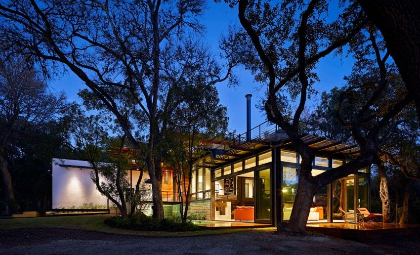 Green Lantern Residence by John Grable Architects 20