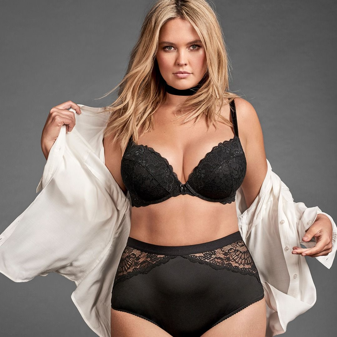 8a5cfdb2aa0e Our plus size lingerie & intimates are fit and designed for real women. We  carry