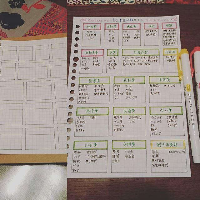 付け方 家計簿 おしゃれまとめの人気アイデア Pinterest Miho Sun