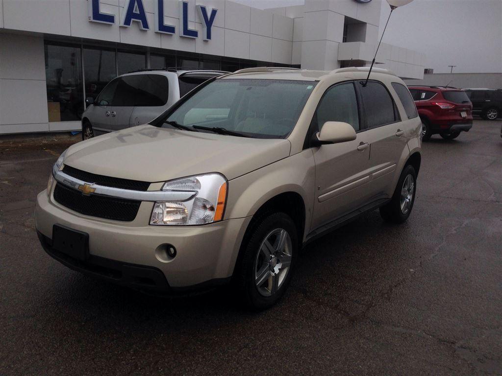 2009 Chevrolet Equinox For Sale In Tilbury Ontario Canada