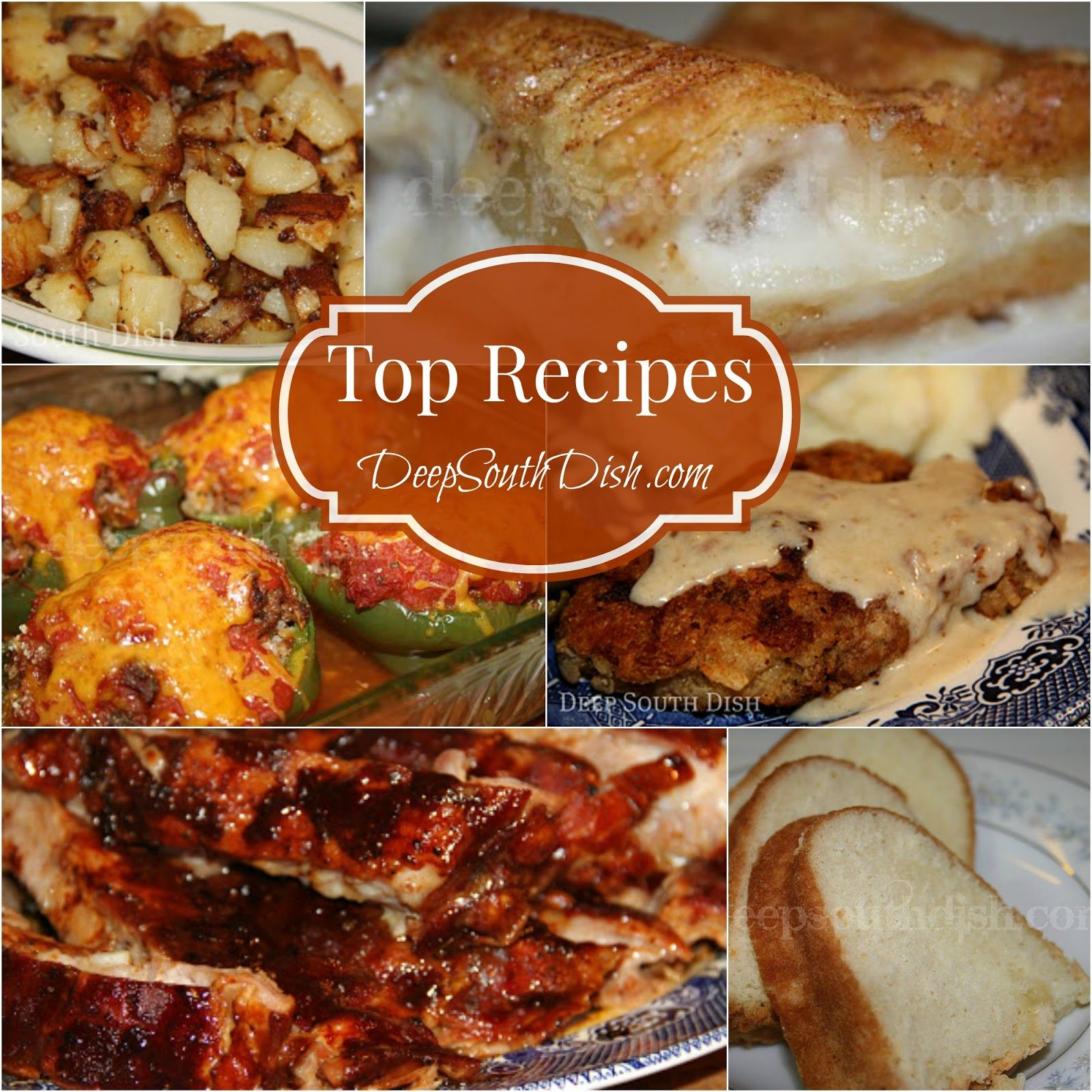 Top Recipes Roundup from Deep South Dish | Recipes