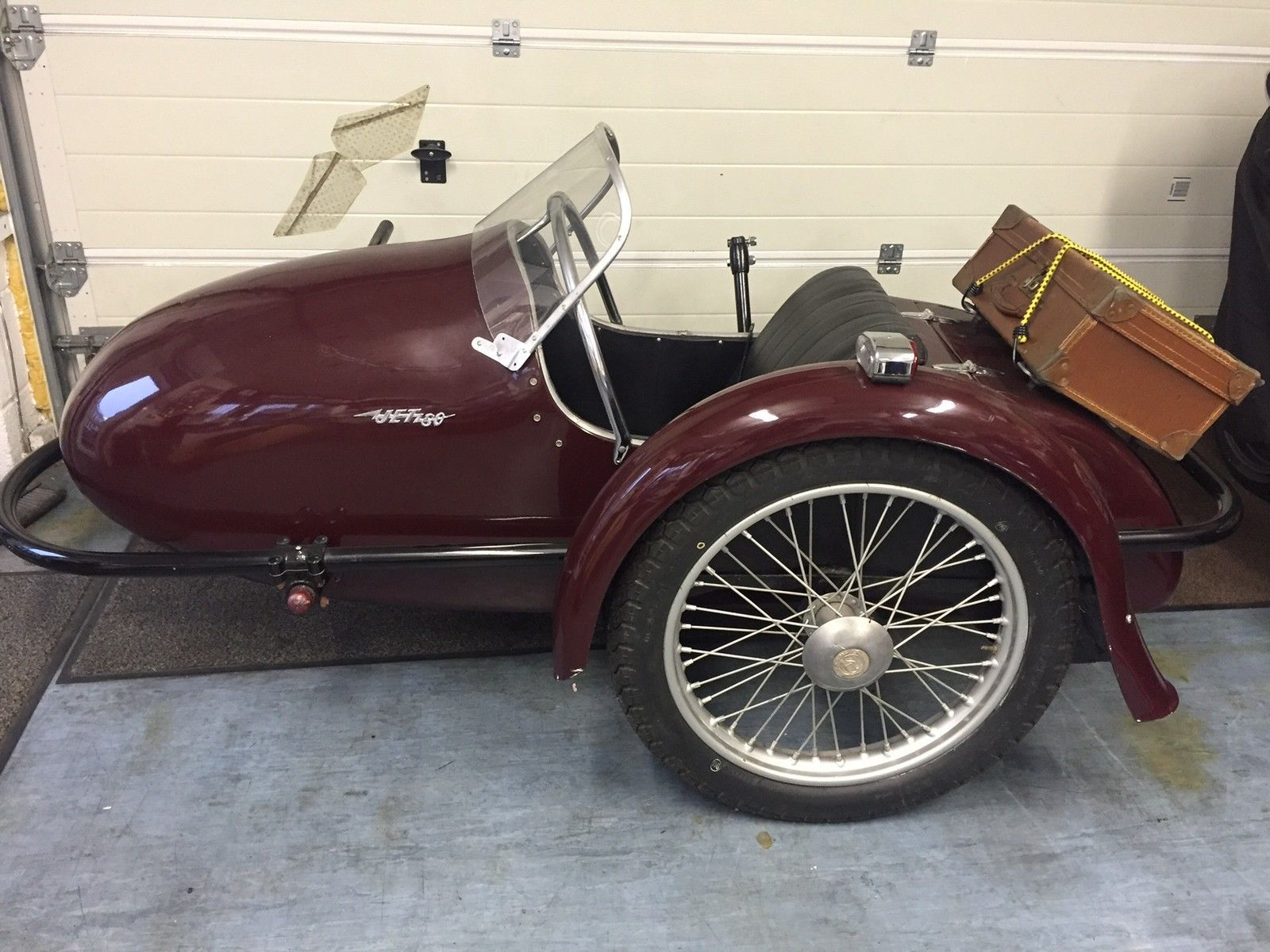 Swallow Sidecars Was Started In 1922 By William Lyons And William Walmsley In Blackpool In 1927 The Extended Production To Inclu Sidecar Classic Bikes Classic