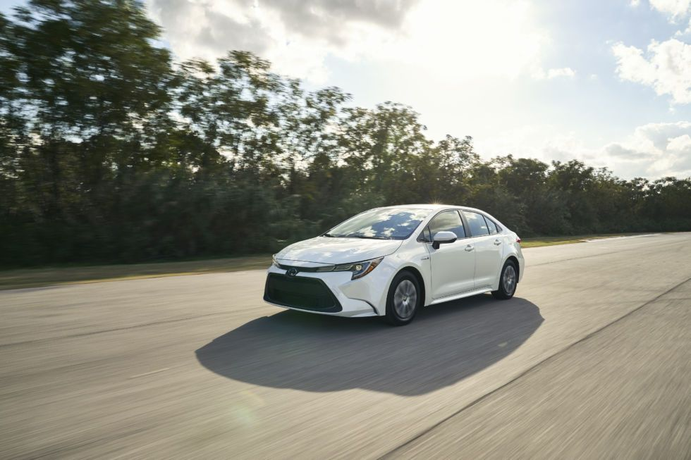 The 2020 Toyota Corolla Hybrid Isn T Exciting But It Is Quite