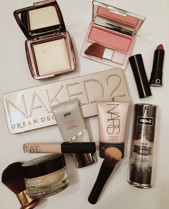 makeup goals. need that naked2 palette