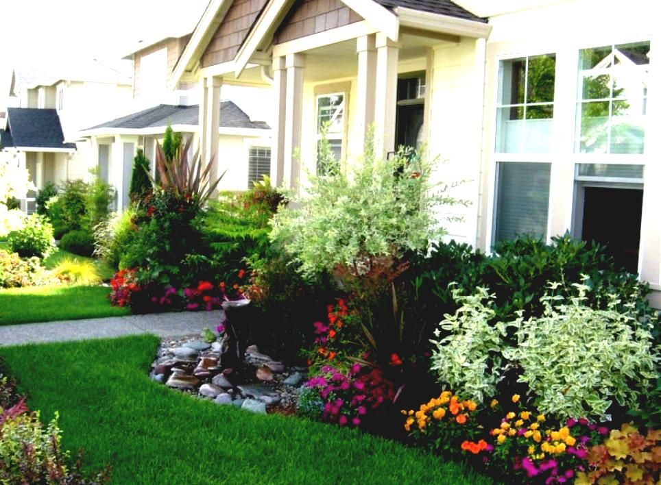 Elegant Front Yard Landscaping Ideas Pictures Front Yard Front