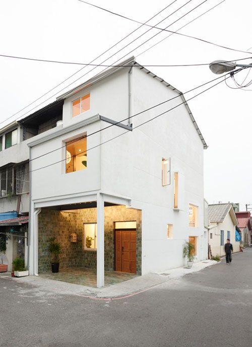 ร โนเวทต กแถว Small House Design Classic House Facade House