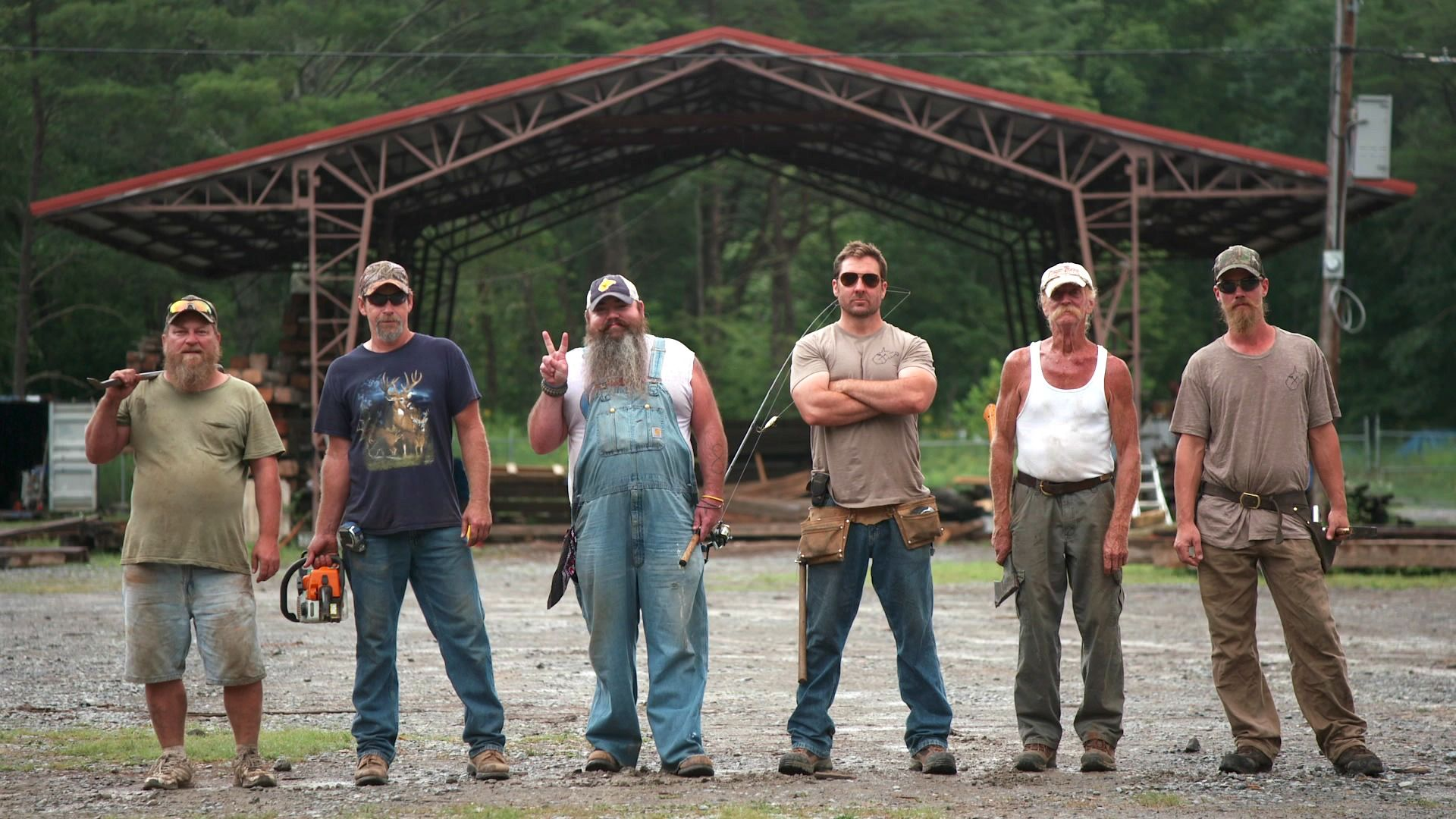 One Of My Favorite Shows Barnwood Builders On Diy Channel