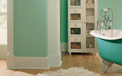 17 Bathroom Paint Colors To Inspire Your Redesign With Images
