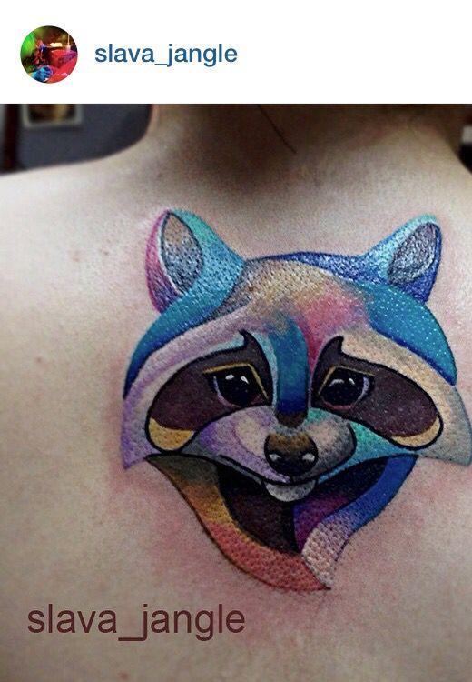 Slava Jangle tattoo