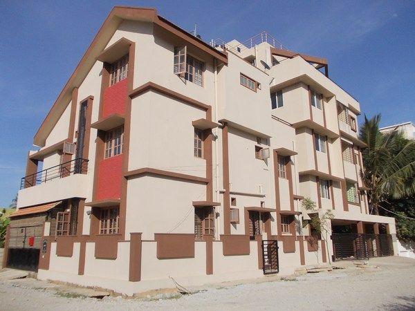 2BHK #Apartment for Rent at #Horamavu agara Main - #Bangalore