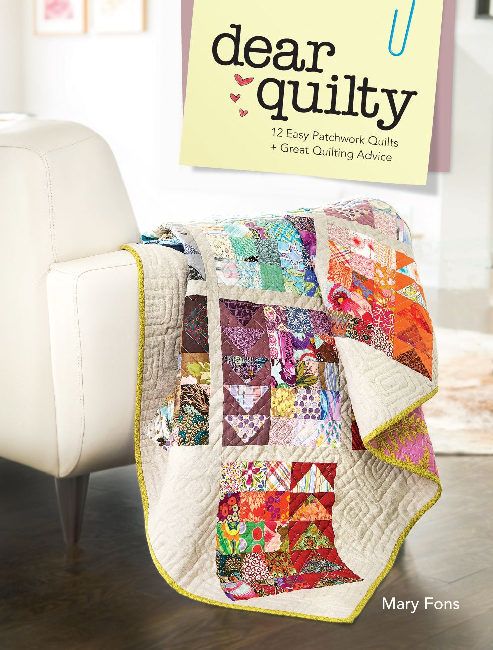 About Fons & Porter, a Division of Quilt pattern book