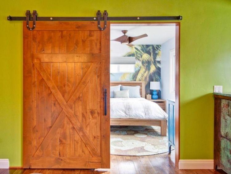 holzt r f r das schlafzimmer schlafzimmer pinterest innent ren holz innent ren und. Black Bedroom Furniture Sets. Home Design Ideas