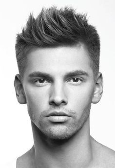 Guy Hairstyles 2 high fade Cool And Trendy Short Hairstyles For Men