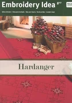Hardanger Christmas Embroidery by Rico.