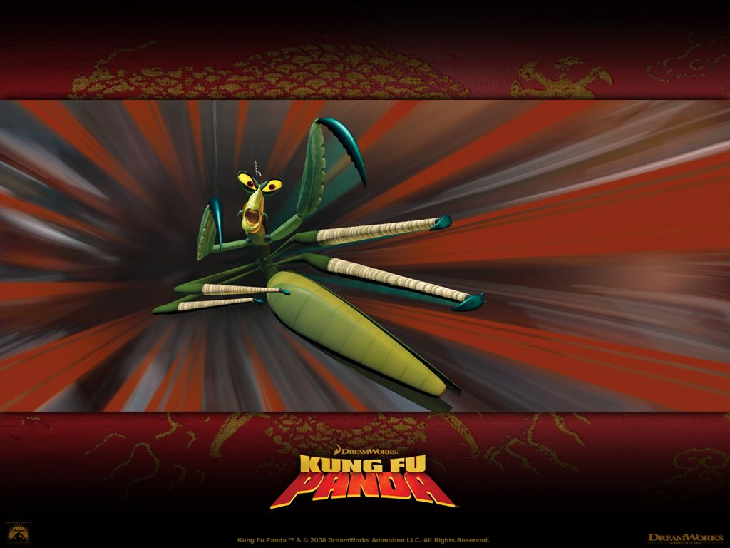 Kung fu panda mantis kung fu panda mantis bilderkung fu panda mantis bild
