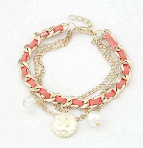 Chain Link Bracelet (Peachy) null,http://www.amazon.com/dp/B00DL9S6VW/ref=cm_sw_r_pi_dp_l0k8rb0AZ8JY73PD