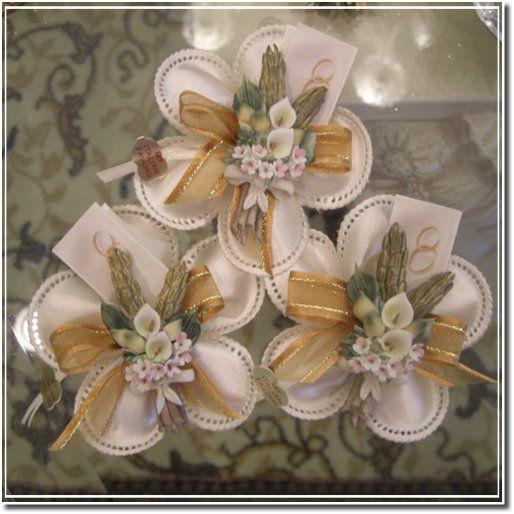 Flower Arrangements For 50th Wedding Anniversary: 50th Wedding Anniversary Favors Myitalianfavors.com