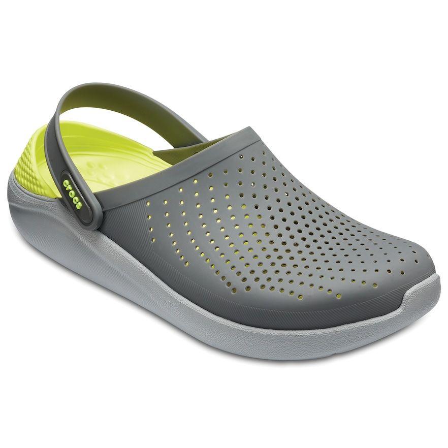 339ef54d0c0b7 Crocs LiteRide Adult Clogs in 2019