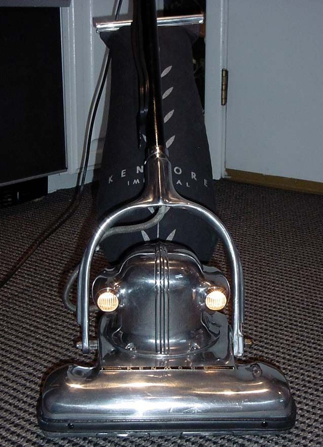 1937 Kenmore Upright Bugeye Vaccum Cleaners Vacuums