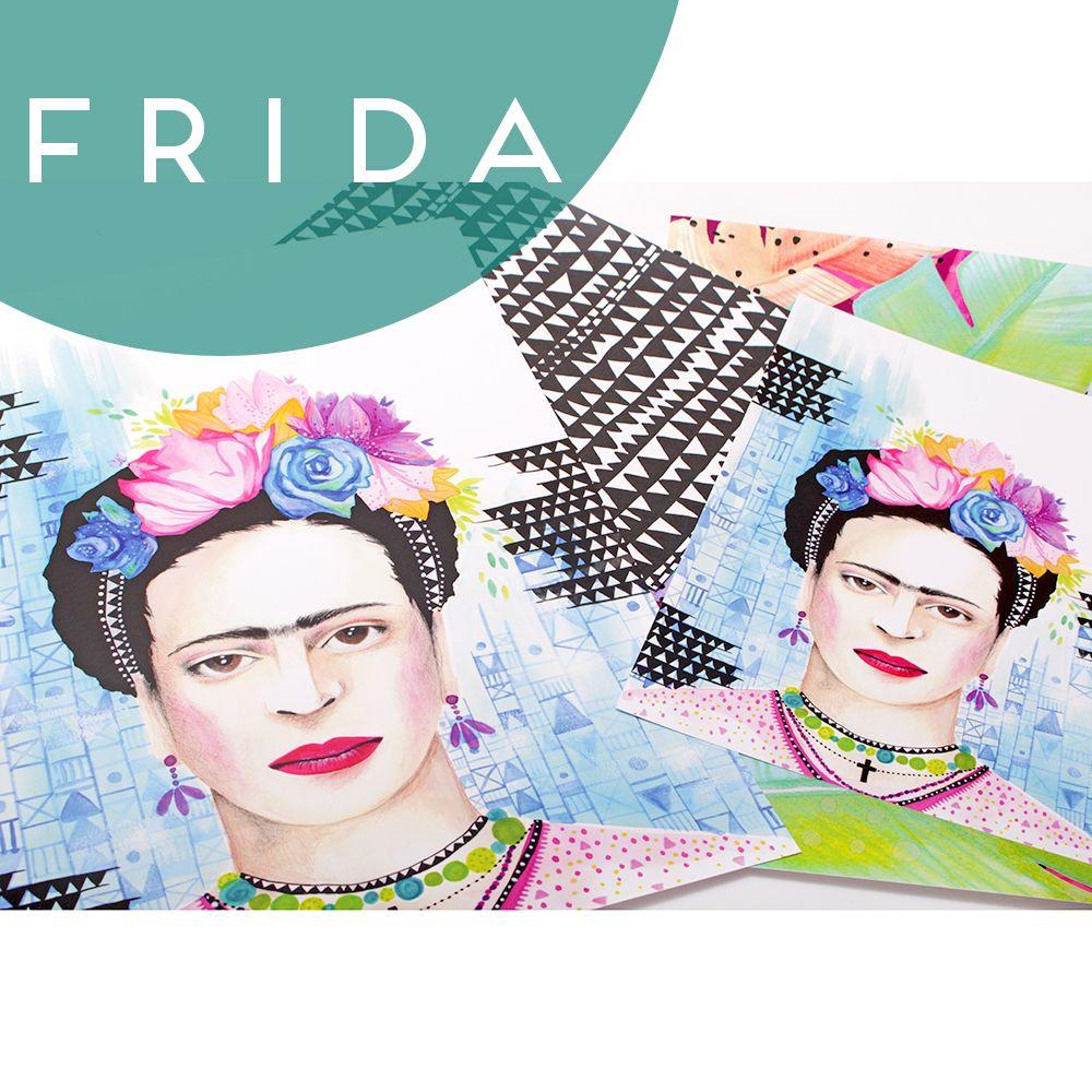 F R I D A | Love this Mexican goddess by the super talented @farrahsstone  | Shop www.daisychainstore.com.au