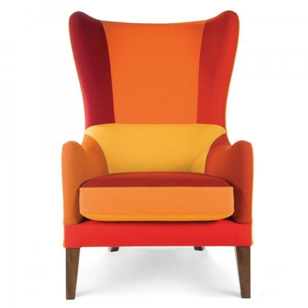 Jackson Armchairs Collection Marie39s Corner Orange Armchair (