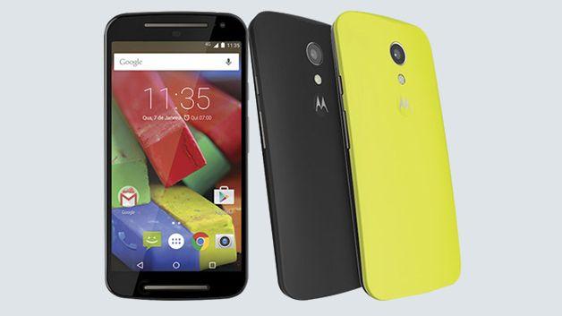 Motorola Moto G 4G lancamento