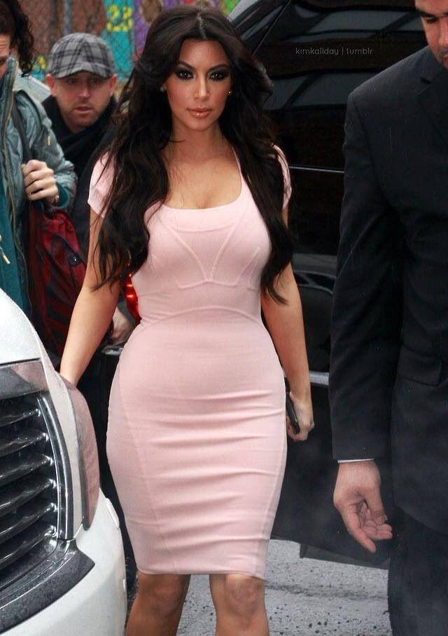Kim Kardashian | I loved fashion <3 | Pinterest | Musa y Elegancia