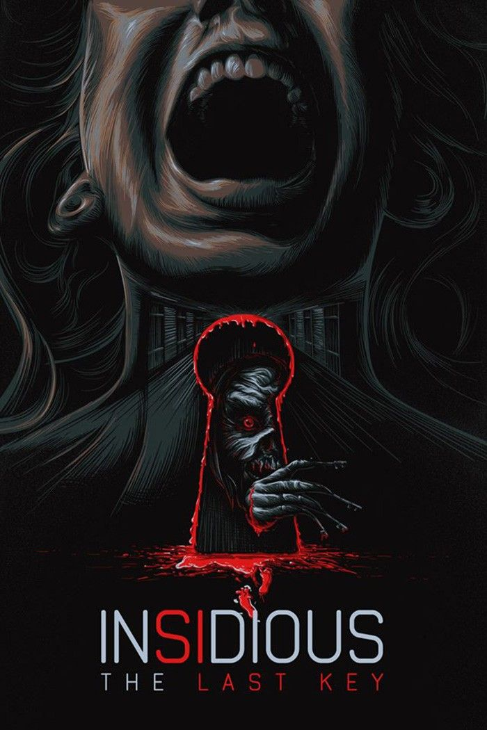 Image result for INSIDIOUS 4 THE LAST KEY ( 2018 ) GIF POSTER
