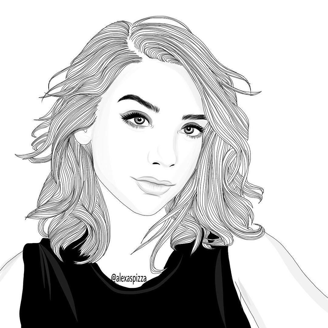 Pin on Tumblr line drawings