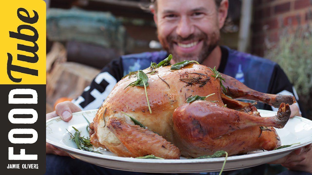 How to Brine a Turkey | DJ BBQ | Recipes, Turkey recipes, Food