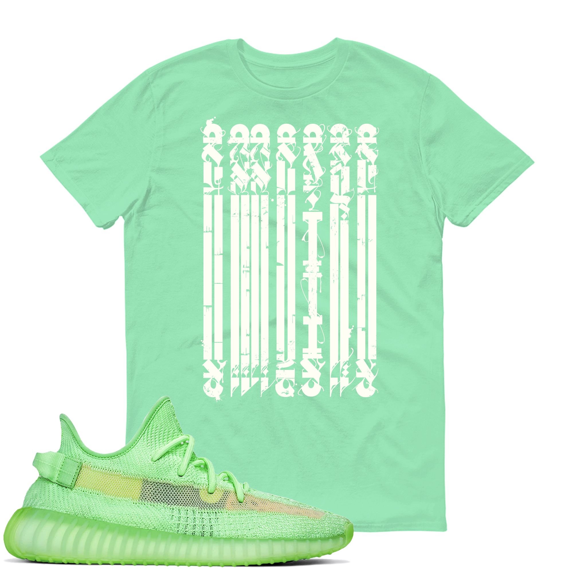 Empire Yeezy Boost 350 V2 Glow T Shirt