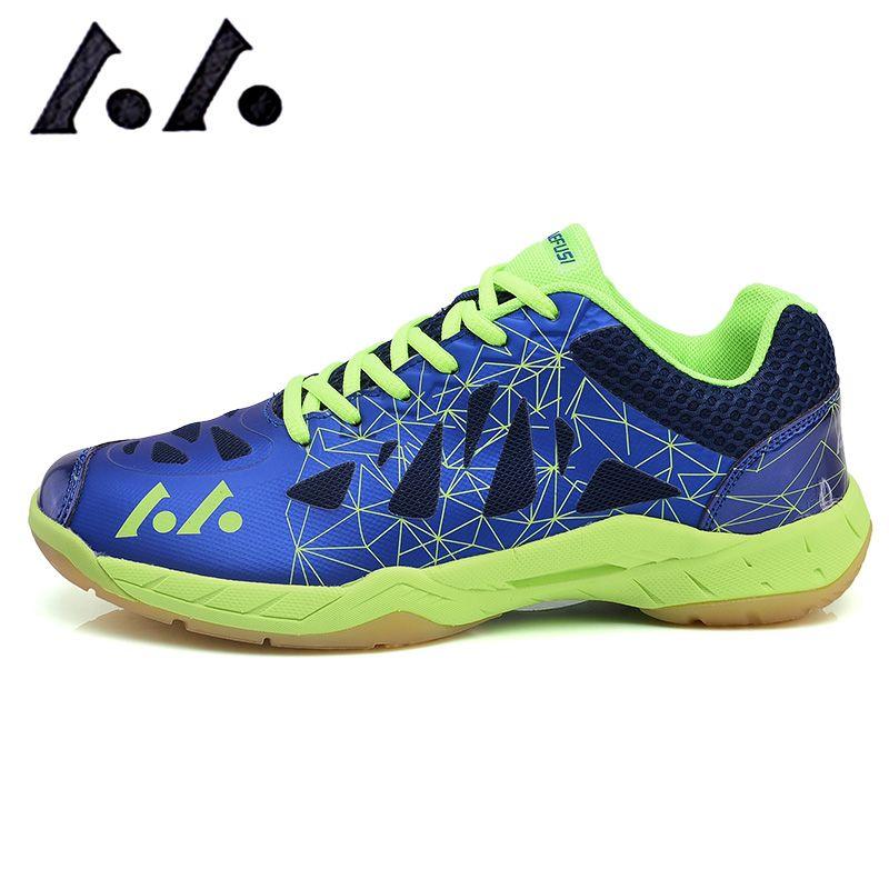 Good quality Badminton zapatillas for lovers pu design leather brand design pu e0b707