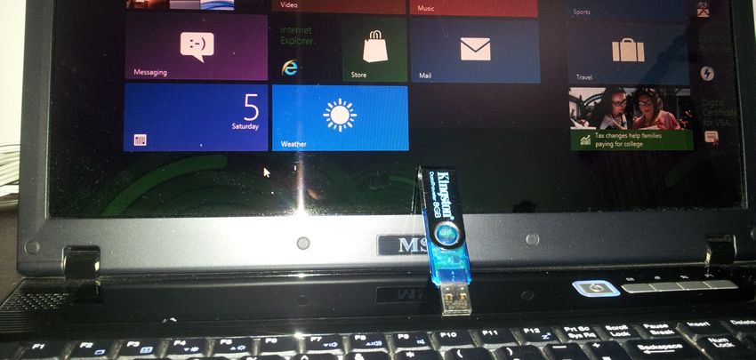[Tutorial] How To Remove Write Protection From USB Drive In Windows 8 - In this tutorial I will show you how to remove write protection from your USB drive so you can copy new files without any problems. [Click on Image Or Source on Top to See Full News]