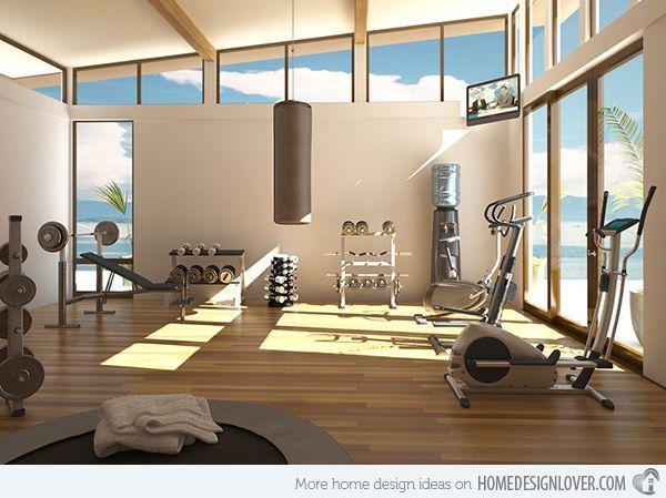 Cool home gym ideas home gym home gym design gym room at