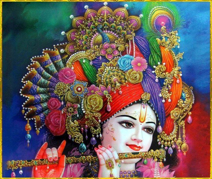 Jai Shree Krishna Krishna Art 3d Desktop Wallpaper Desktop Wallpaper