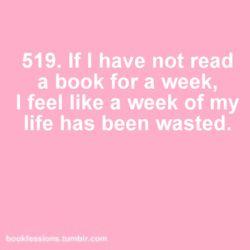 Bookfession No.519