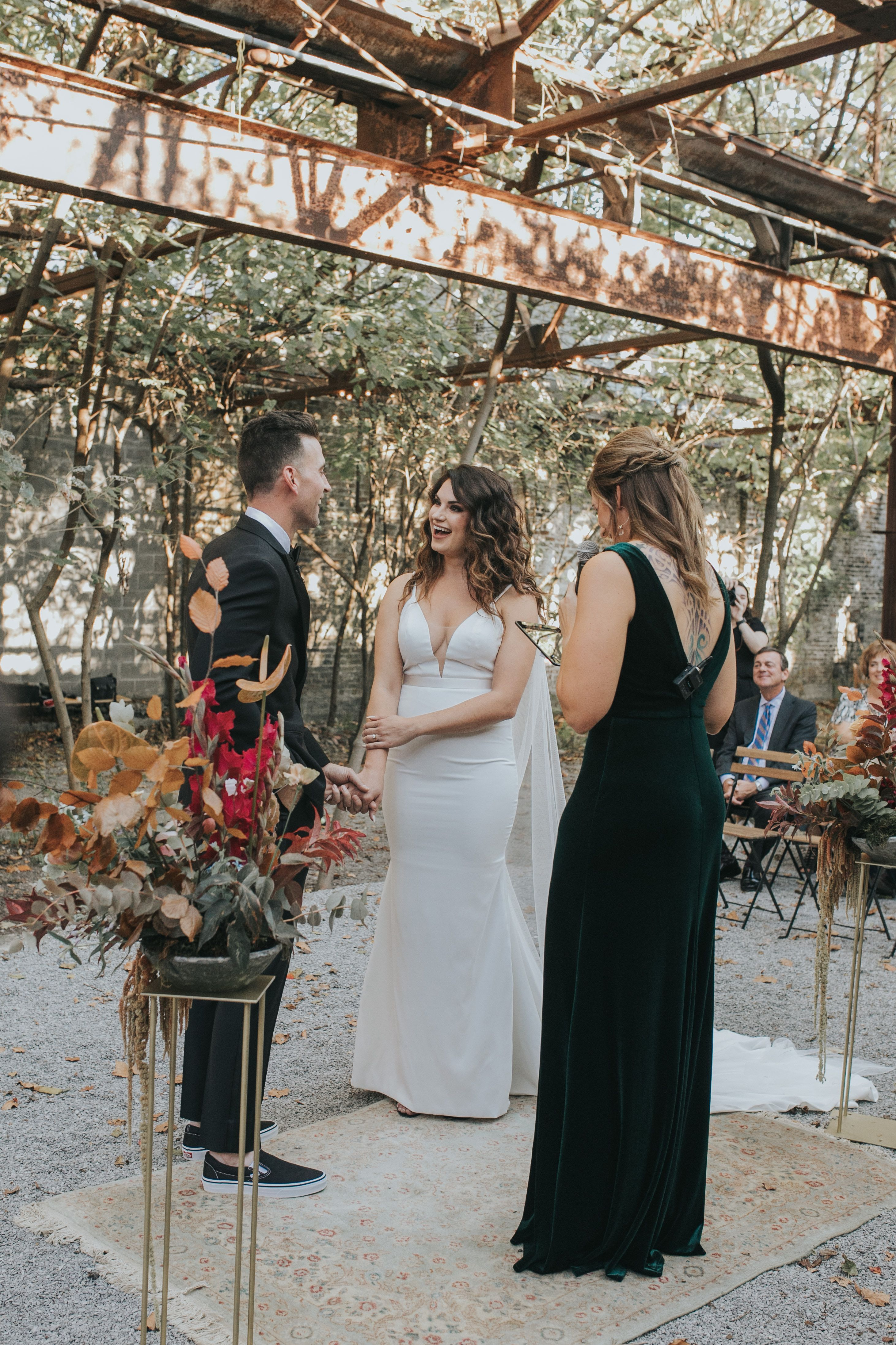 Arts Estuary Ceremony In New Orleans W Lovegood Wedding Event Rentals In 2020 Wedding Events Event Rental Ceremony