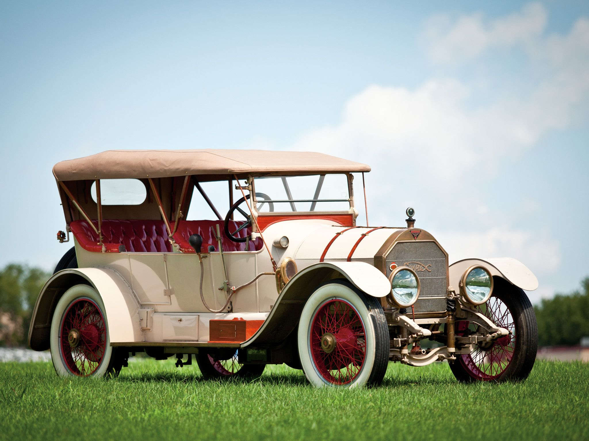 1913 Simplex 38 HP Touring by Holbrook.Classic Car Art&Design ...