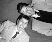 Dean Martin and Jerry Lewis...Who's my little whosits?