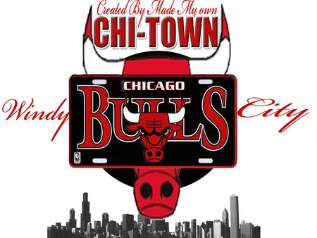 Chicago Bulls Windy City Wallpaper | Chicago Bulls Windy ...