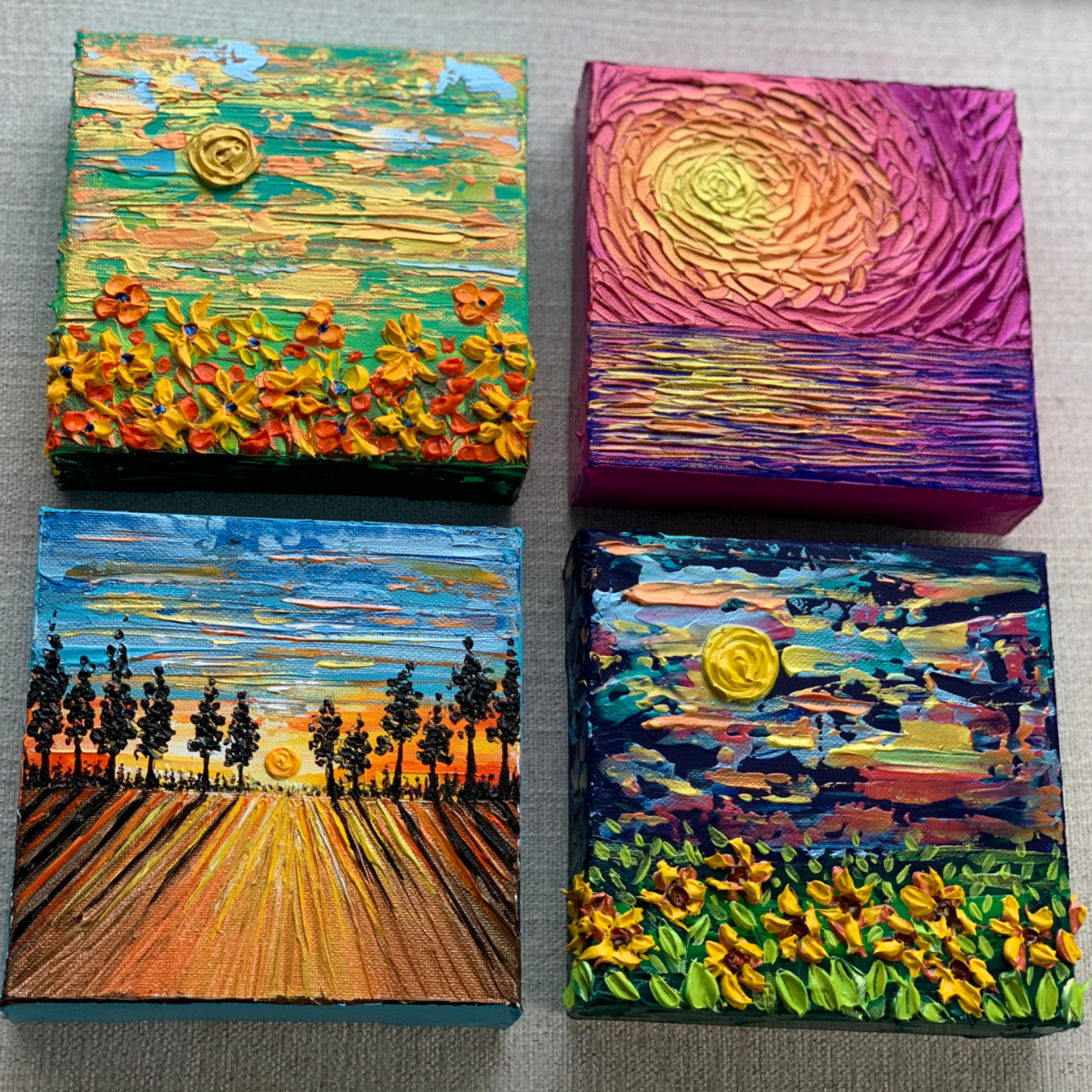 Pin By Emma Pope On Art In 2020 Small Canvas Paintings Modern