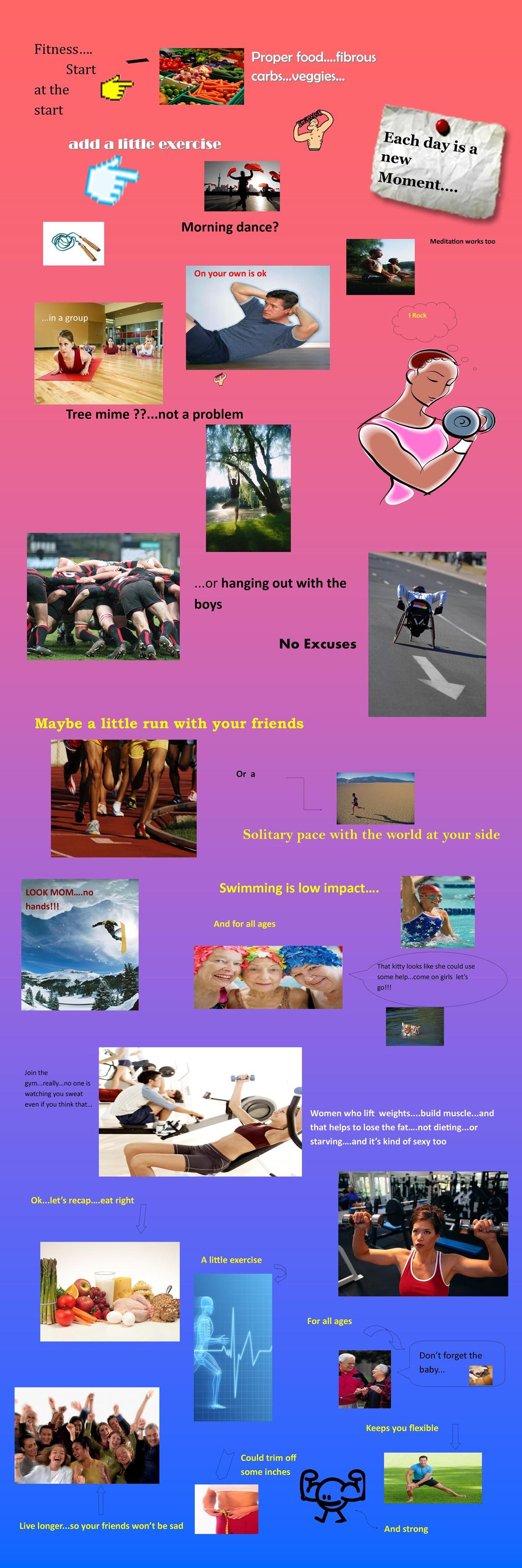 Basic Fitness With Images