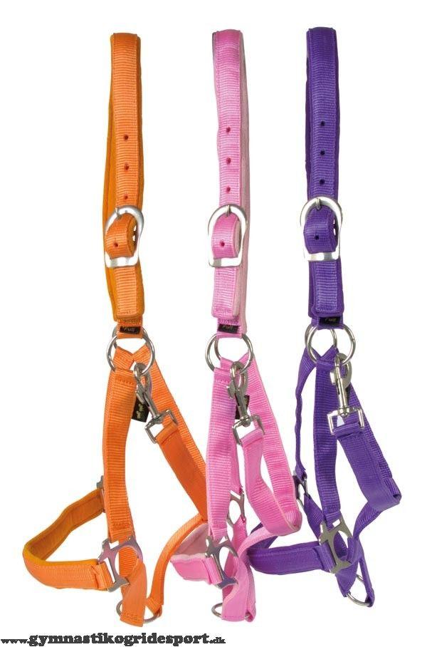 Orange, lilla og lyserøde HorseGuard Grimer