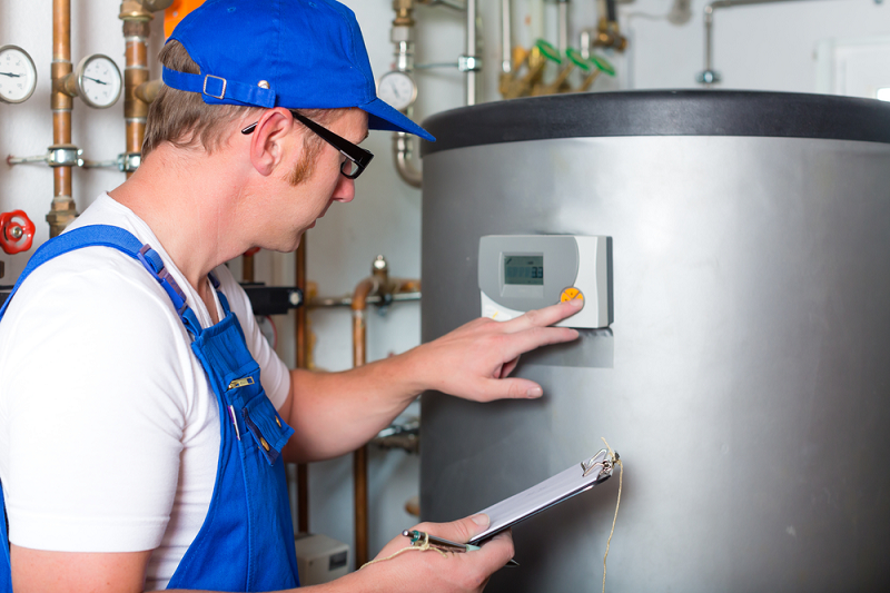6 Benefits Of Hot Water System Boiler repair, Hot water