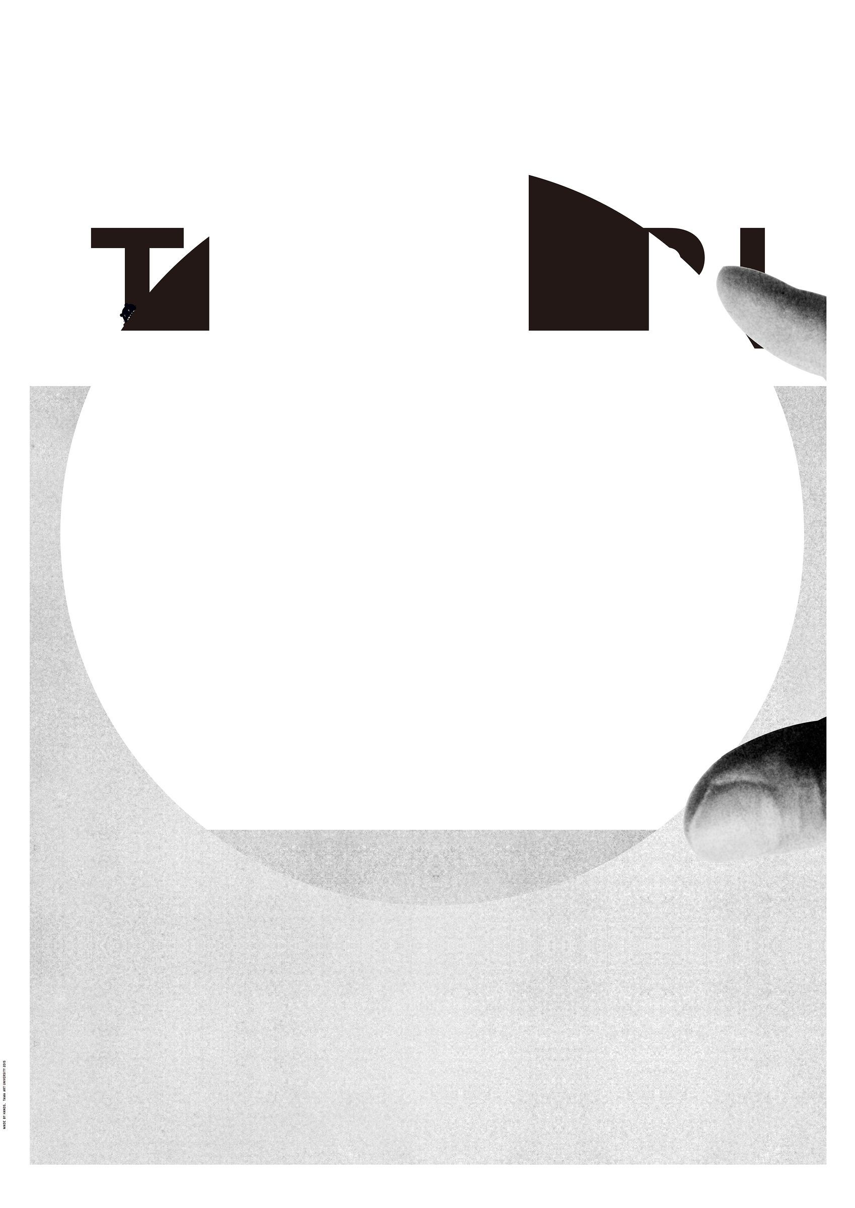 Poster design monochrome - Tamabi Tama Art University Monochrome Photography Illustration And Graphic Design Advertising Posters Award