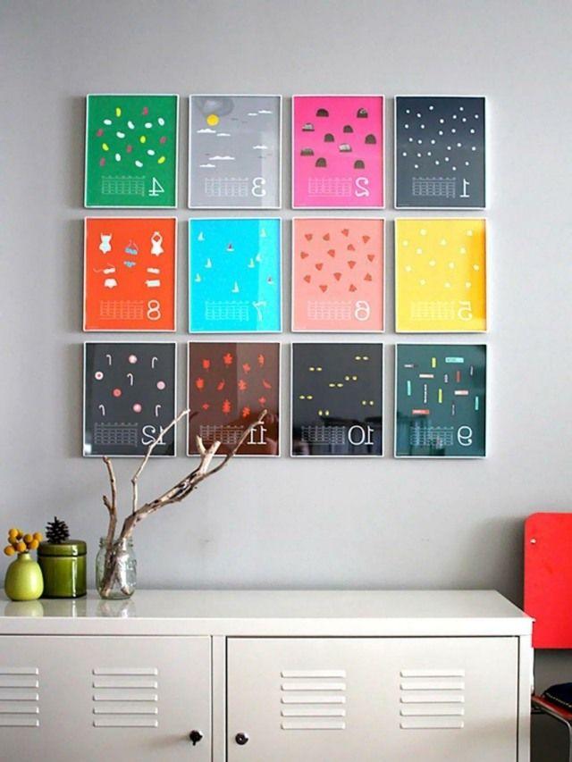 Elegant Wannddeko Ideen Modern Attraktiv Wandgestaltung
