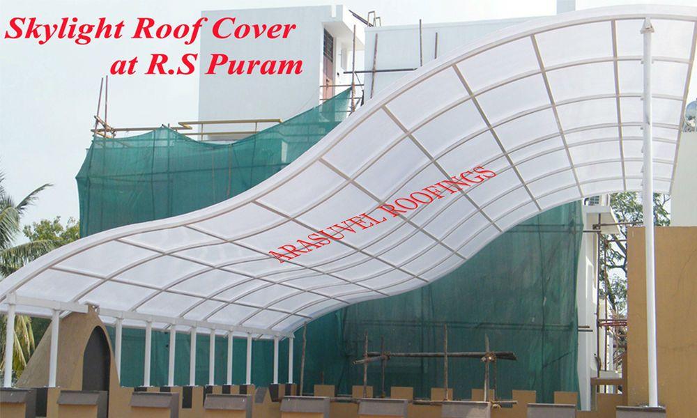 Arasuvel Roofings Is Tensile Roofings In Chennai We Customized