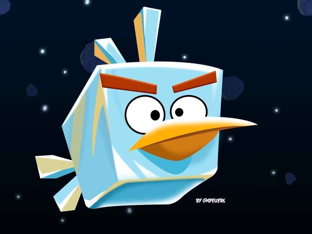Angry Birds Space Images Ca Caw Wallpaper And Background